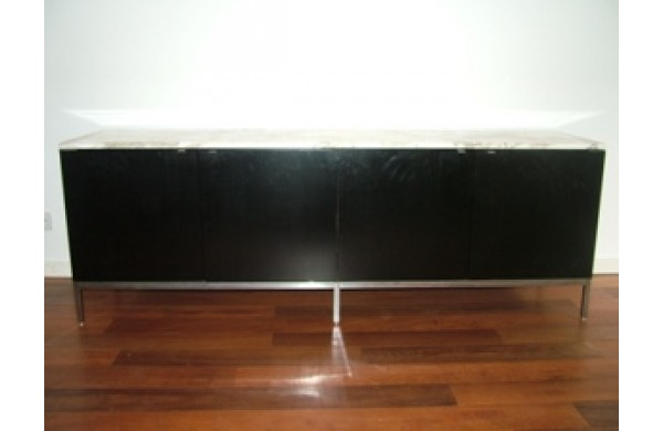 meuble de rangement bas knoll. Black Bedroom Furniture Sets. Home Design Ideas